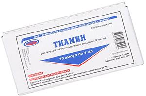 Тиамин (витамин B1)
