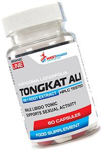 Тонгкат Али в бодибилдинге
