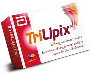 Фенофибрат продается под торговыми марками Tricor и Trilipix