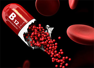 Добавки витамина В12