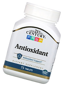 Витамин Е: антиоксидант